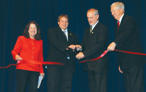 Schofield Auditorium officially rededicated