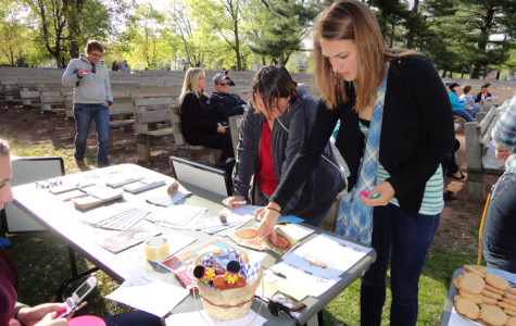 Sexual assault awareness event held at local park