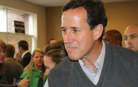 Santorum visits Eau Claire on campaign trail