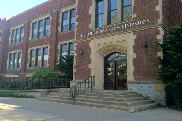 Schofield Hall receives threat of violence