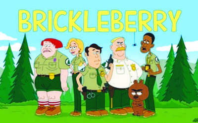 "The Channel Surfer: ""Brickleberry"""