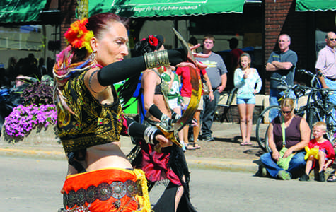 Dance, food, art represent different cultures at International Fall Festival