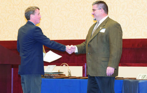 Conlin receives Merten Award