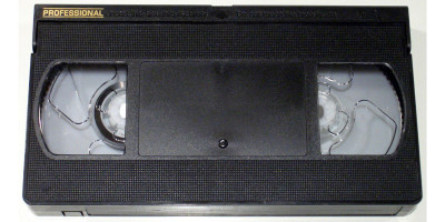 Salvaging the lost art of VHS