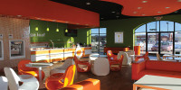 The fourth Eau Claire frozen yogurt shop, Orange Leaf, opened recently.