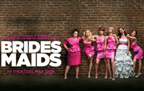 Bridesmaids playing at Woodland Theater