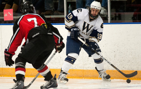 Internal expectations high for defending champion men's hockey team next season