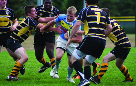 Club rugby team throttles Michigan Tech