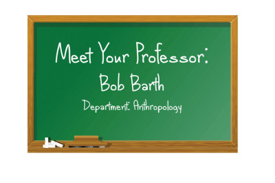 Meet your professor: Bob Barth