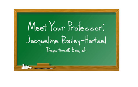 Meet your professor: Jacqueline Bailey-Hartsel