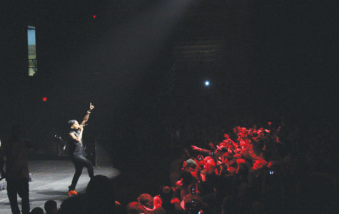 Kid Ink hits Zorn Arena