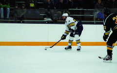 Men's hockey sees the good and the bad in a three-game stretch