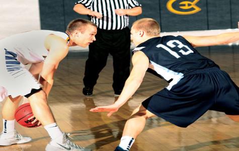 Men's hoops can't stop UW-Stout