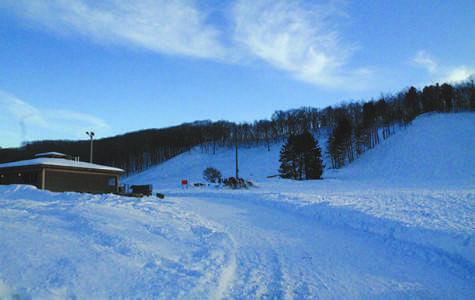 Ski park gets a lift