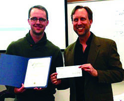 Philosophy major wins first Duncan Award