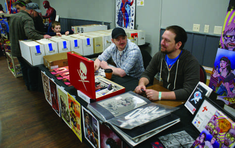 Bringing comics to life