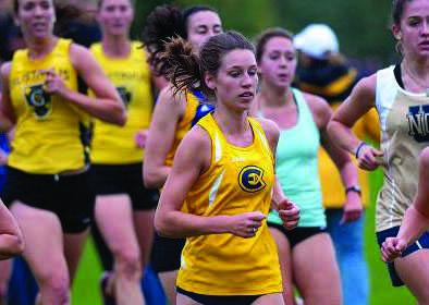 "Cross country competes at home ""City Wells"" Invitational"