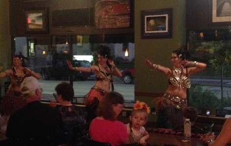 Fusion belly dancing performance comes to Eau Claire