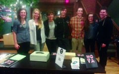 Local bands perform Volume One gallery to support university's literary magazine