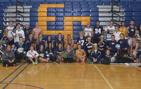Eau Claire's Student Athletic Advisory Committee sponsoring an event to raise money for Special Olympics Wisconsin