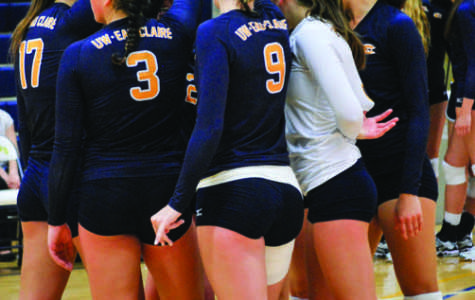 Volleyball team forks conference rival UW-Stout
