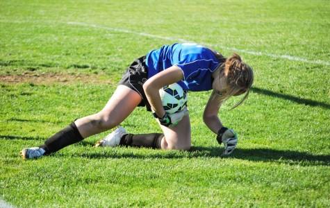 Soccer shutout on Senior Day