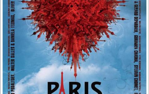 Falling in love in Paris