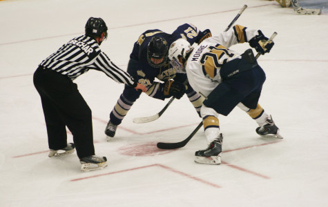 Men's hockey showcases various scorers in unbeaten weekend