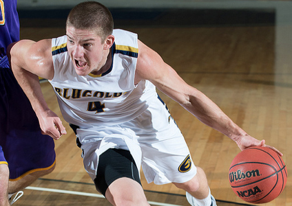 Men's hoops splits past two games