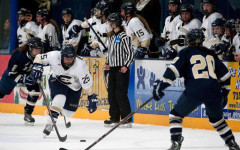 Blugold Women's Hockey falls to Stevens Point