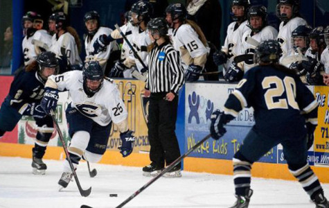 Women's hockey looks to improve after last season