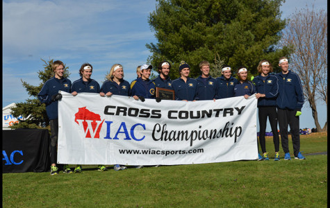 Men's cross country wins WIAC