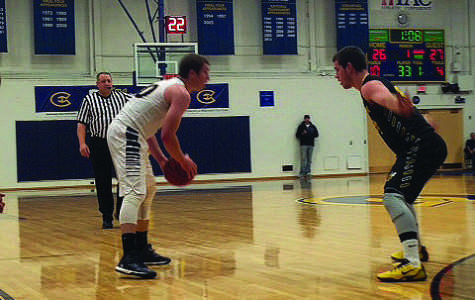 Men's basketball team loses another scorer to injury and drops third consecutive game