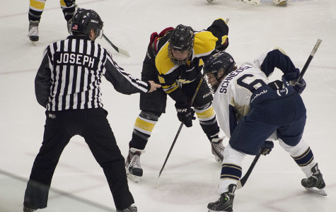 Eau Claire men's hockey looks to continue winning ways following conference wins, going 4-1 over break