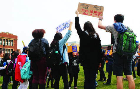 Since protest last spring, university strives to squash racism