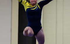 Gymnasts top Gustavus Adolphus Friday night
