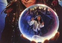 Labyrinth showing this weekend at Davies Center