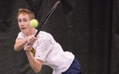 Men's tennis team shows national ranking is no fluke