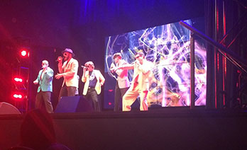 AUDIO: Musical groups raise more than $4,300 during the sing-off charity event