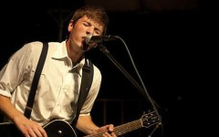 Folk punk musician visits hometown for performance at The Cabin