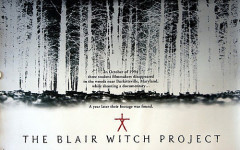 The legend of the Blair witch caught on camera