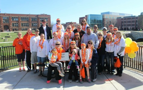 More than 500 people turn out for annual MS Walk