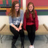 Sophomores Lauren Grover and Lexie Hennen partner up to start a UW-Eau Claire chapter of Children's Miracle Network Dance Marathon.