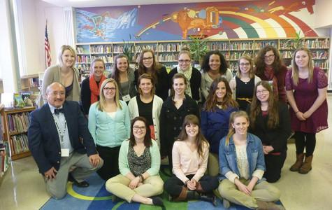 UW-Eau Claire education class gets real world experience