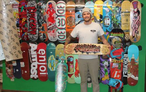 Local skate scene continues to grow around Passion Board Shop