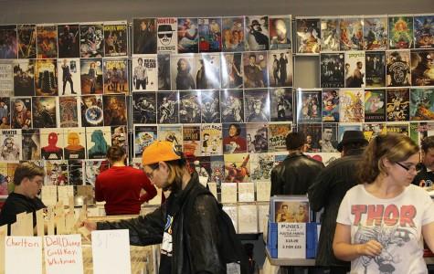5th Annual Eau Claire Comic Con held at Metropolis