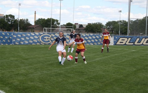 Blugold women's soccer drops heartbreaking overtime affair with Concordia-Moorhead late in overtime