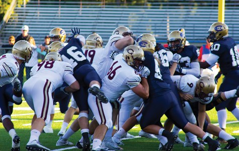 Blugolds defense allows more than 500 yards of offense