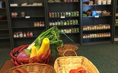 Campus Harvest food pantry could receive thousands of pounds in donated food