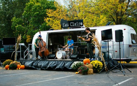 Eau Claire-Stream and local talent intend to travel Midwest next year